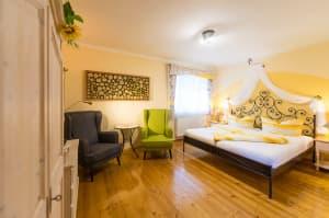 Sonnenblumenzimmer - Hotel Hügellandhof Uitz Süd-Burgenland