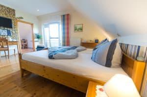 Vergissmeinicht-Zimmer - Hotel Fam. Uitz Hügellandhof im Süd-Burgenland